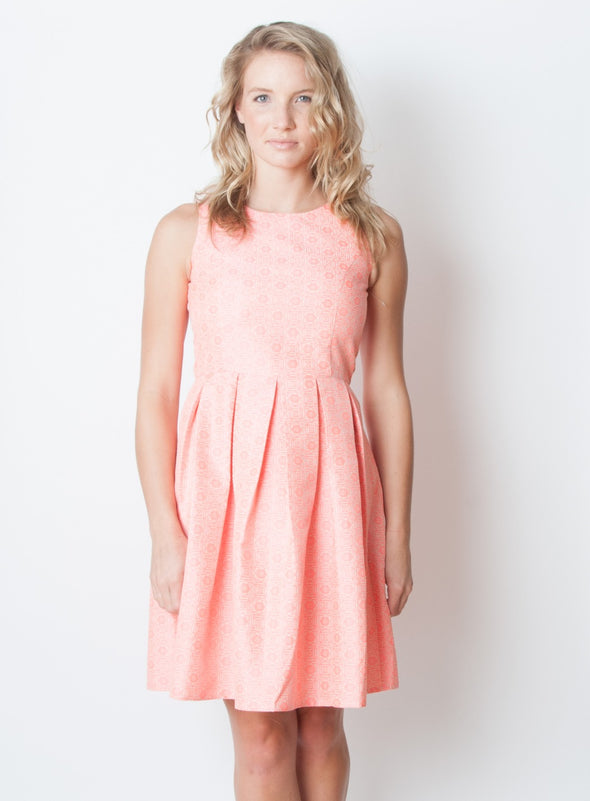 June Dress - Pink Martini Collection