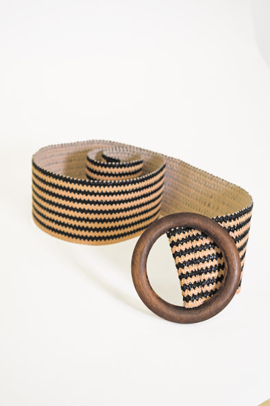 Anaya Belt - Pink Martini Collection