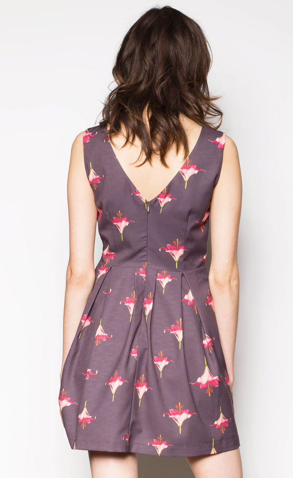 The Lilium Dress - Pink Martini Collection