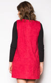 Got It Suede Dress - Pink Martini Collection