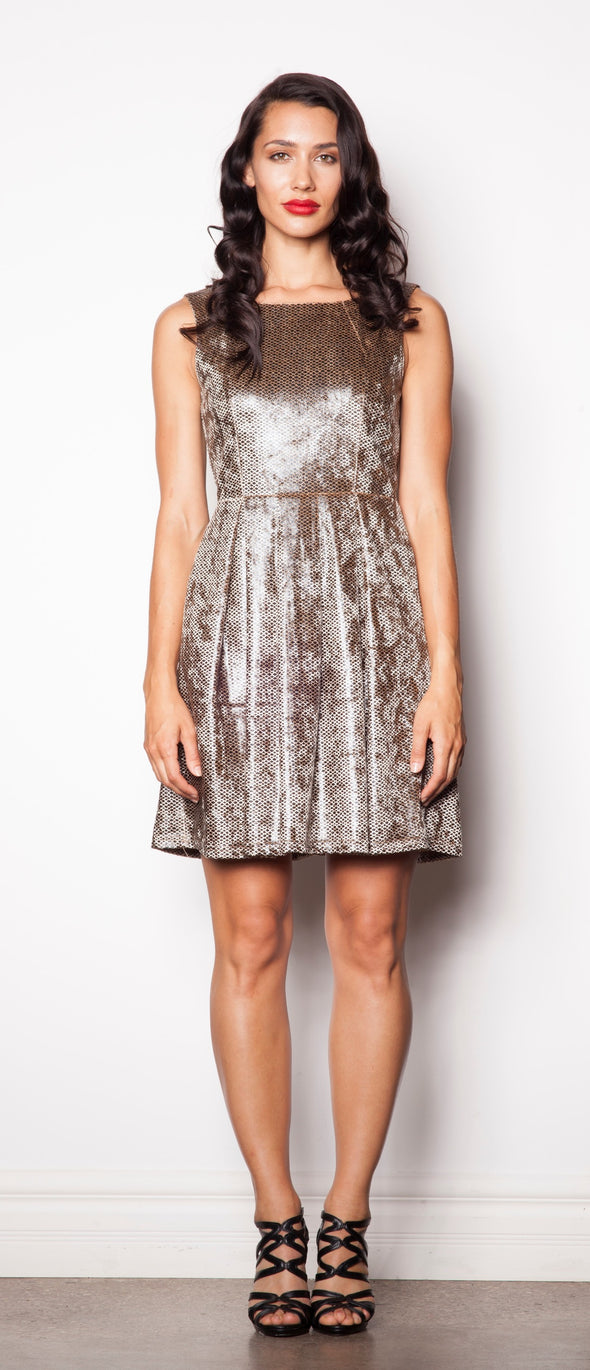 Light It Up Dress - Pink Martini Collection
