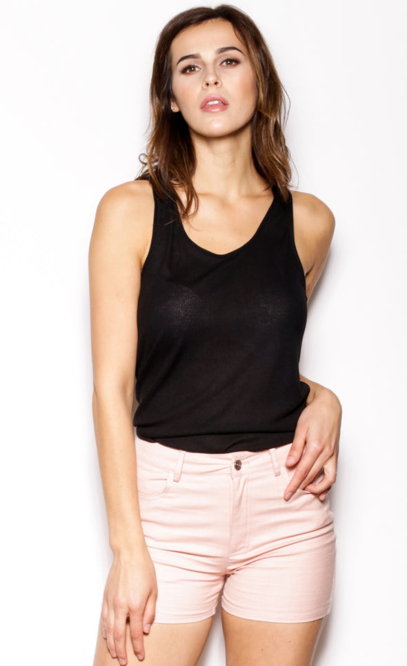New Jean Baby Short - Pink Martini Collection