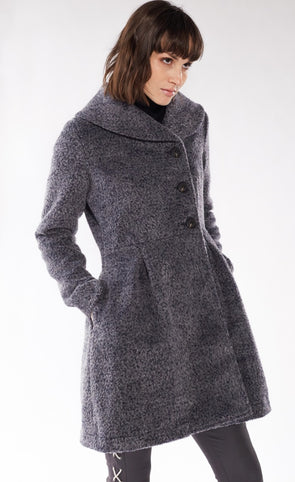 The Zoe Coat - Pink Martini Collection