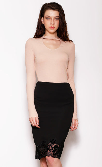 Cocktail Hour Skirt - Pink Martini Collection