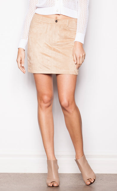 Alexe Skirt Blue - Pink Martini Collection