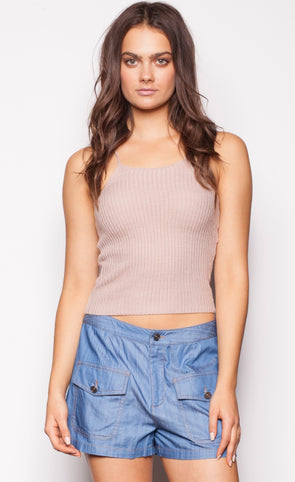 Knit Girl Top - Pink Martini Collection
