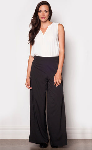 Boss Lady Pants - Pink Martini Collection