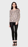 Ariel Sweater - Pink Martini Collection