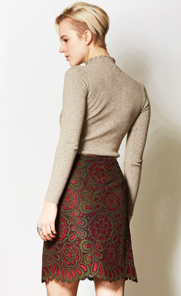 The Ava Skirt - Pink Martini Collection