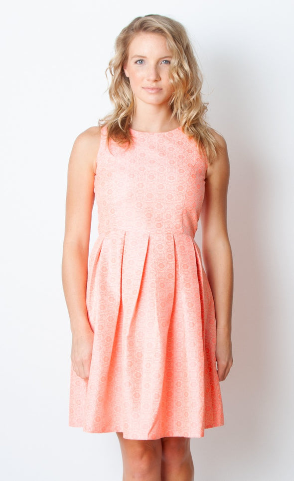 Alison Dress - Pink Martini Collection
