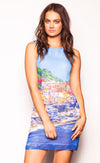 Over The Rainbow Dress - Pink Martini Collection