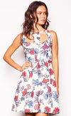 Bloom Where You'Re Planted Dress - Pink Martini Collection