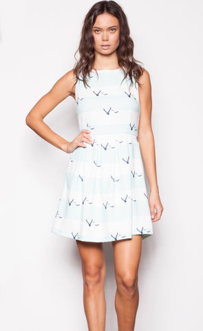 Take Flight Dress - Pink Martini Collection