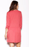 Flow Open Dress - Pink Martini Collection