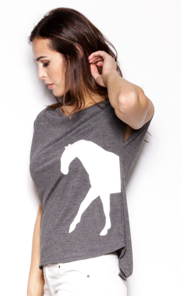 Wild Wild Horses Tee - Pink Martini Collection