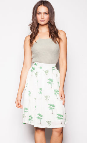 Just Like Paradise Skirt - Pink Martini Collection