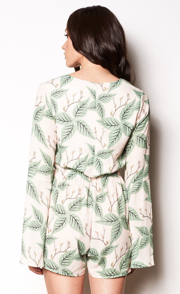 Through The Vines Jumper - Pink Martini Collection