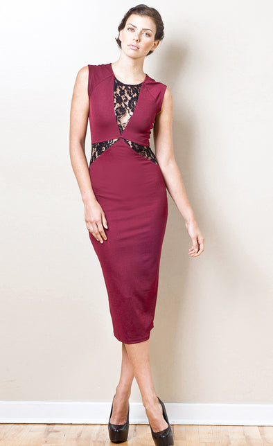 Rumba Dress - Pink Martini Collection