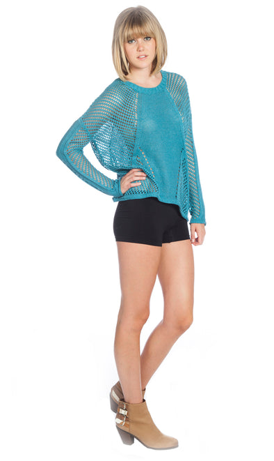 The Slouch Knit Sweater