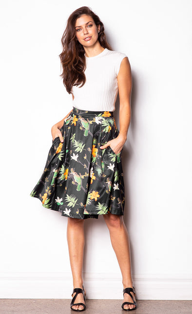 Tropical Skirt - Pink Martini Collection