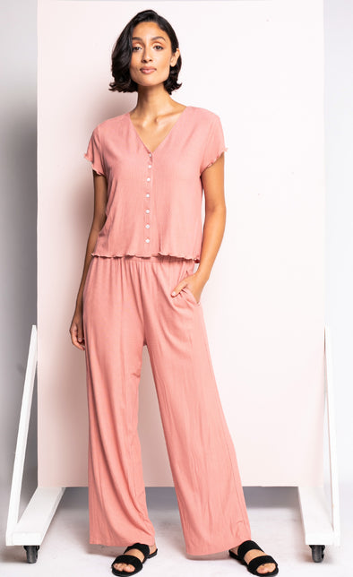 The Maeve Pants - Pink Martini Collection
