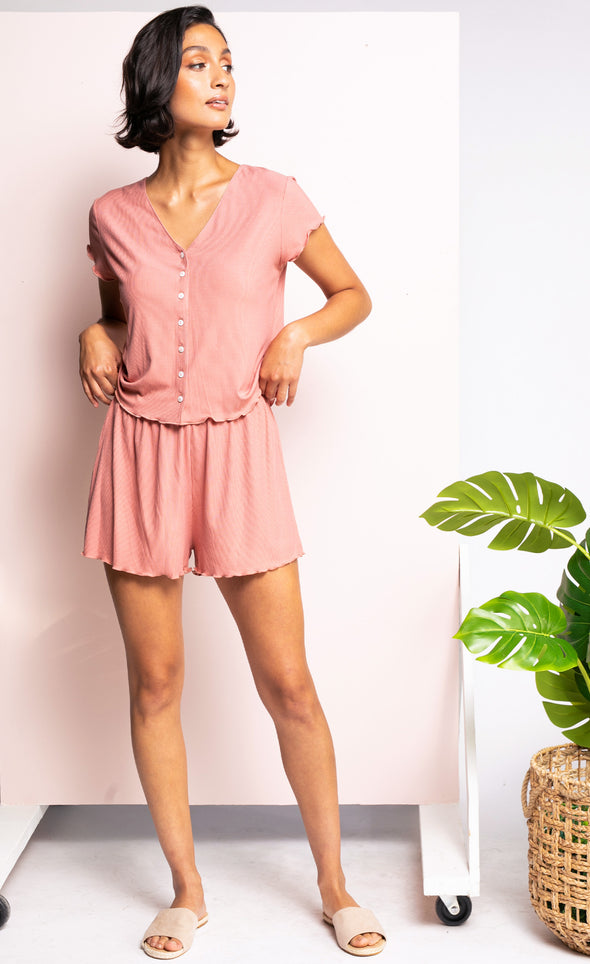 The Flavie Shorts - Pink Martini Collection