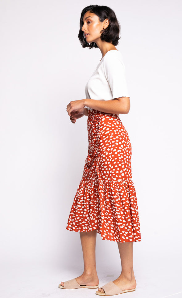 The Felicity Skirt - Pink Martini Collection