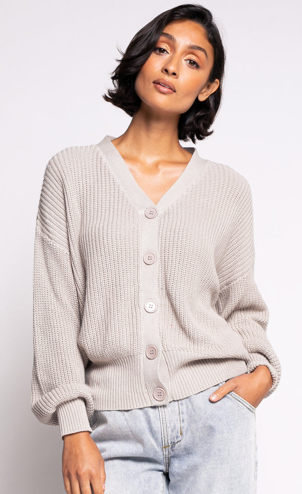 The Gaia Sweater - Pink Martini Collection