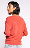 Tie The Knot Sweater - Pink Martini Collection