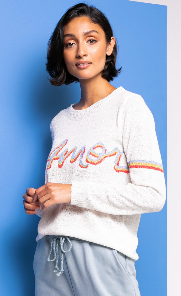 The Amor Sweater - Pink Martini Collection
