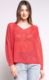 The Gretta Sweater - Pink Martini Collection
