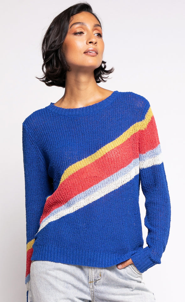 The Rainbow Sweater - Pink Martini Collection