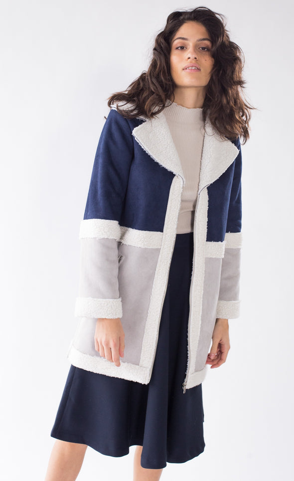 The Katniss Coat - Pink Martini Collection