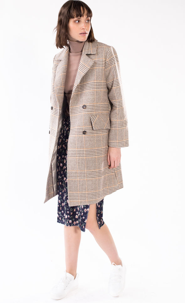 The Molly Coat - Pink Martini Collection