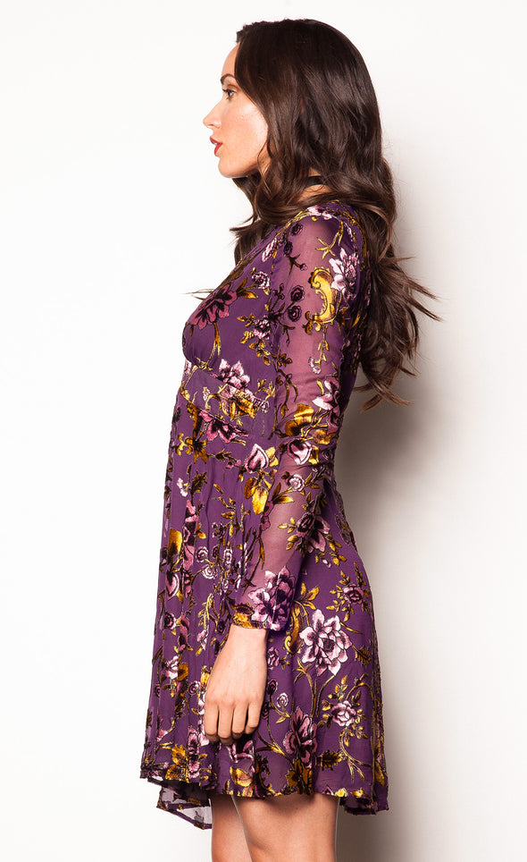 Flower Of The Flock Dress - Pink Martini Collection
