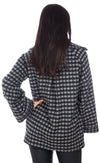 Checkmate Coat - Pink Martini Collection