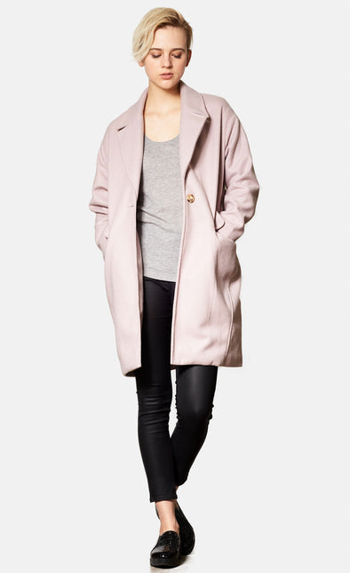 The Nines Coat - Pink Martini Collection