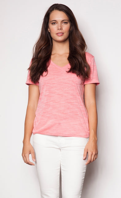 Easy Breezy Tee - Pink Martini Collection