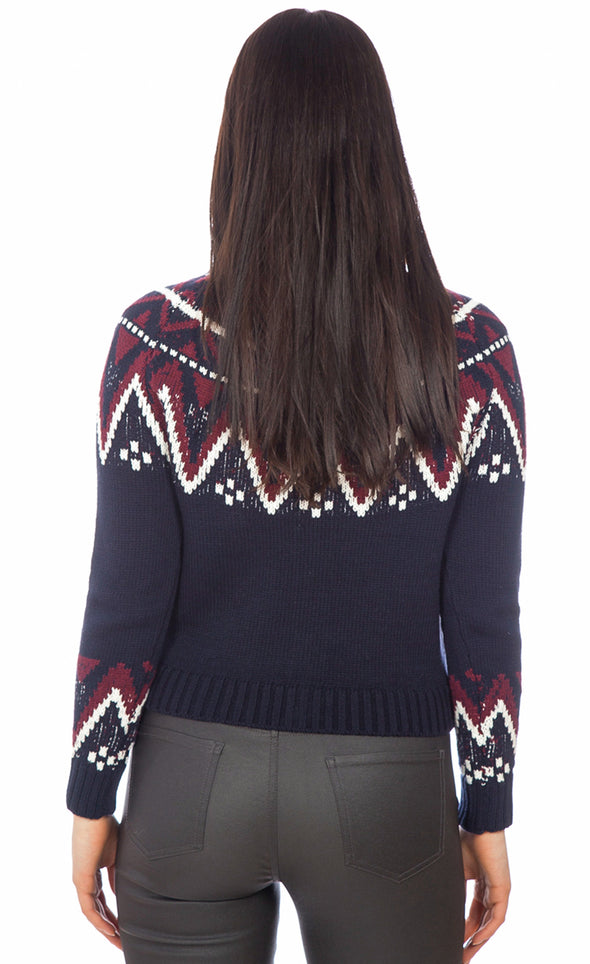 Urban Autumn Sweater - Pink Martini Collection