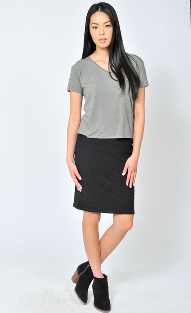 Radar Love Skirt - Pink Martini Collection