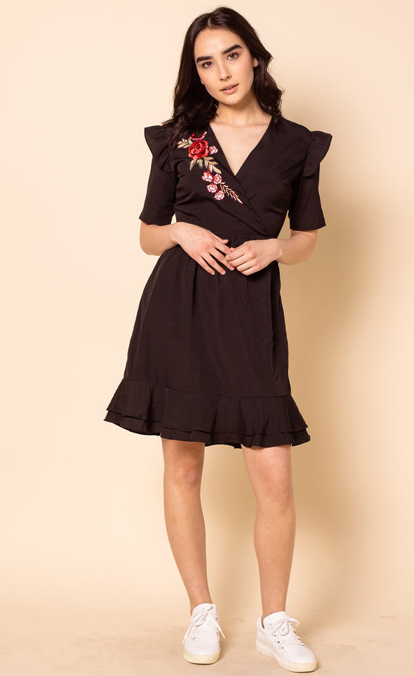 Flower Patch Dress - Pink Martini Collection