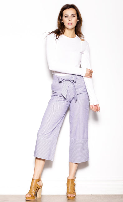 Shrunken Sailor Pants - Pink Martini Collection