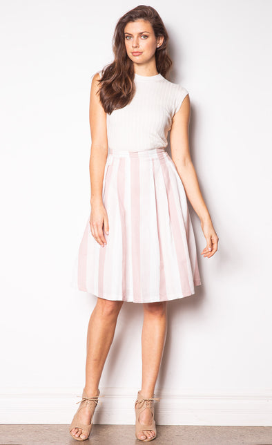The Betty Skirt - Pink Martini Collection