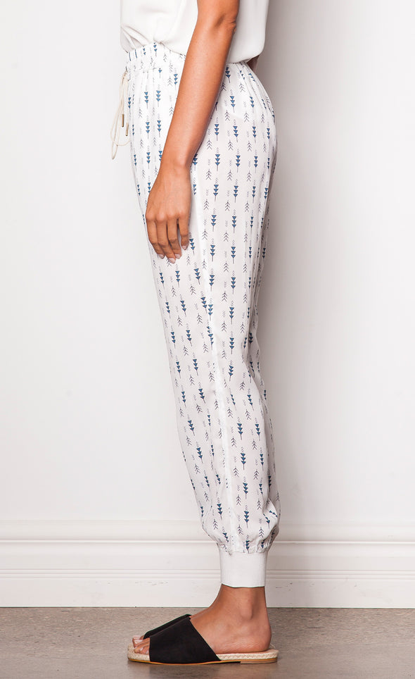 String & Arrow Pants - Pink Martini Collection