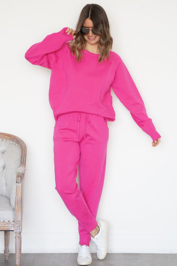 The Raglan Set - Pink Martini Collection