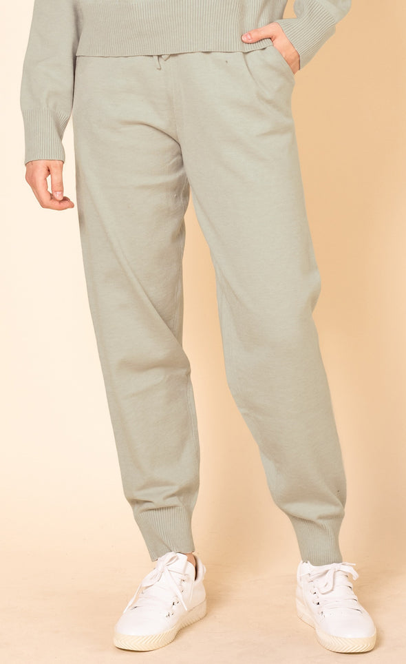 The Kye Pants Sage - Pink Martini Collection