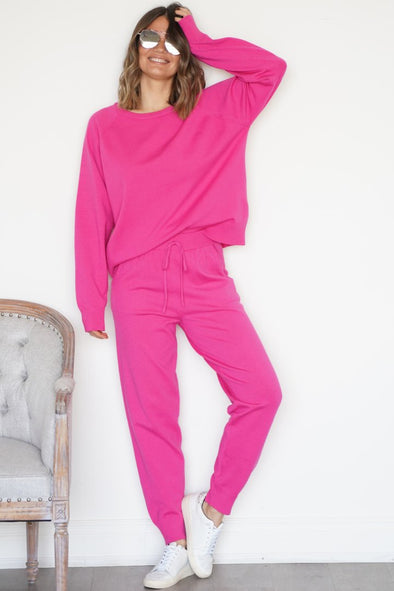 The Angelica Sweater - Pink Martini Collection