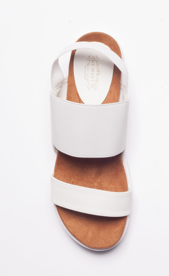 Flatform Sandal - Pink Martini Collection