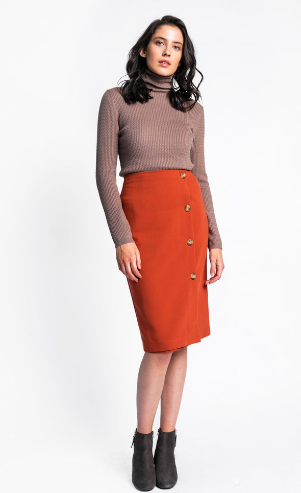 The Scarlett Skirt - Pink Martini Collection