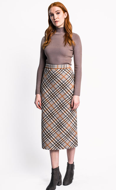 The Laney Skirt - Pink Martini Collection